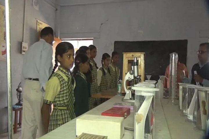 Pt Kedar Nath Public School-Biology Lab