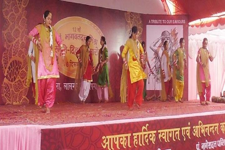 Pt Nagesh Dutt Public School-Dance