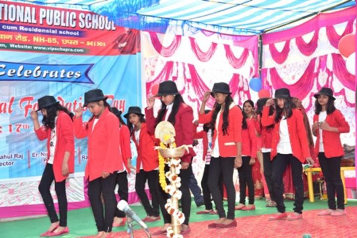 Vivekanand International Public School anual function pics