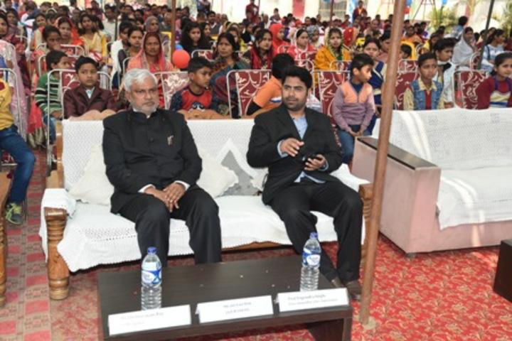 Vivekanand International Public School function