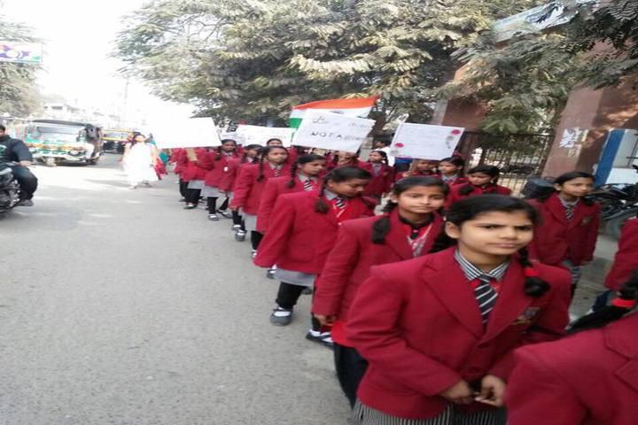 Vivekanand International Public School republic day celebration1