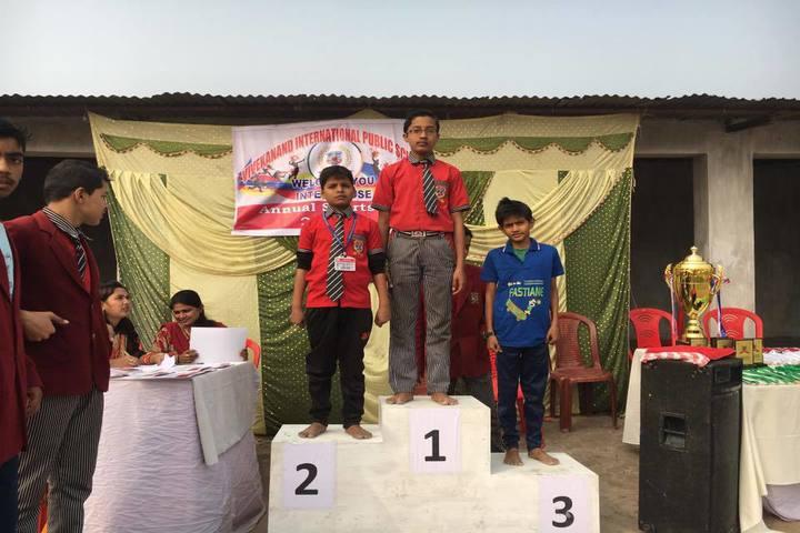 Vivekanand International Public School sports day 1