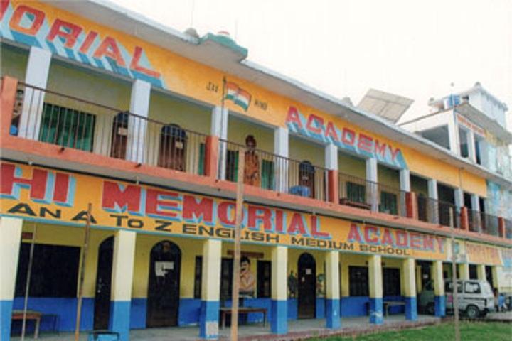 Pandit Suryakant Tripathi Memorial Academy-Campus View