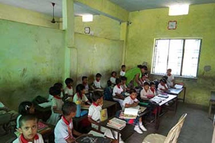 Pandit Suryakant Tripathi Memorial Academy-Nursery Classroom