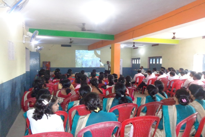 Vivekanand Mission School-Auditorium