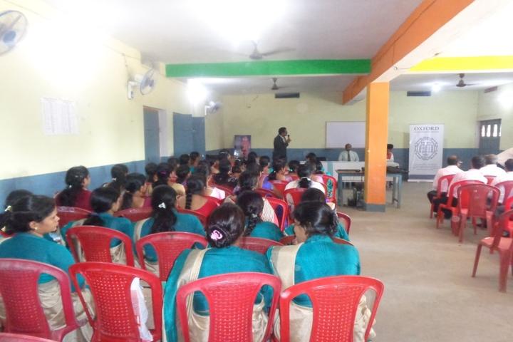 Vivekanand Mission School-Meeting