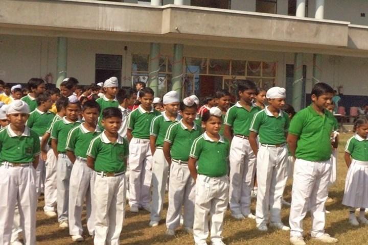 R N International School-Assembly