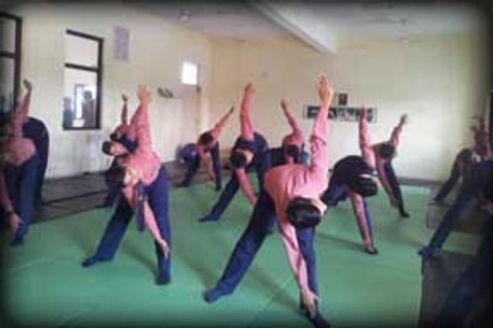 R S D Academy Public School-Gym
