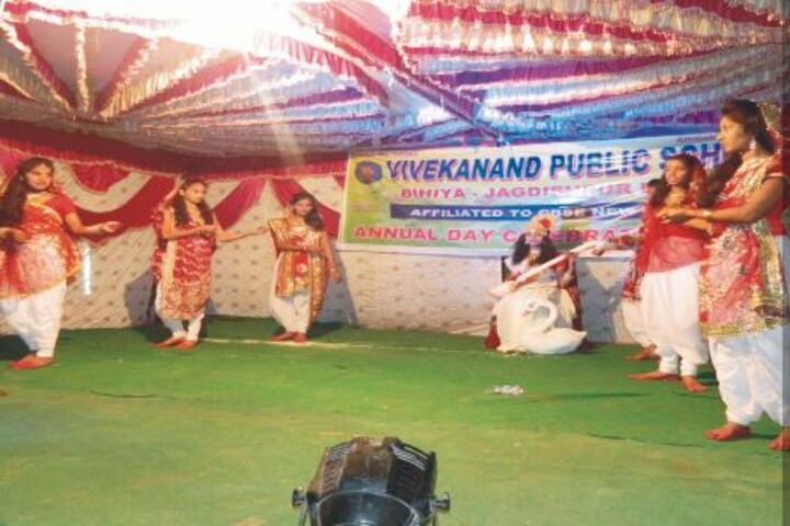 Vivekanand Public School-Annual Function