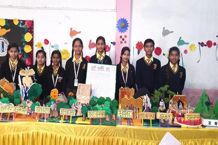 R K Mission School-Exhibition