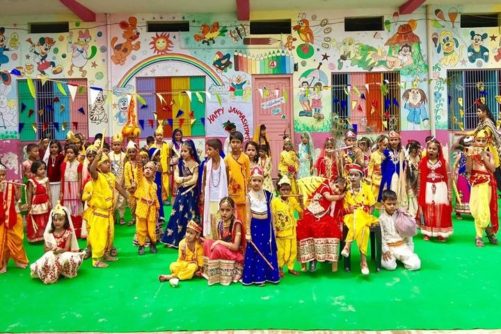 R K Mission School-Festival Celebrations