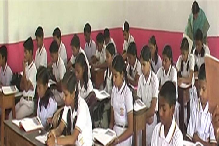 R K Mission School-Classroom
