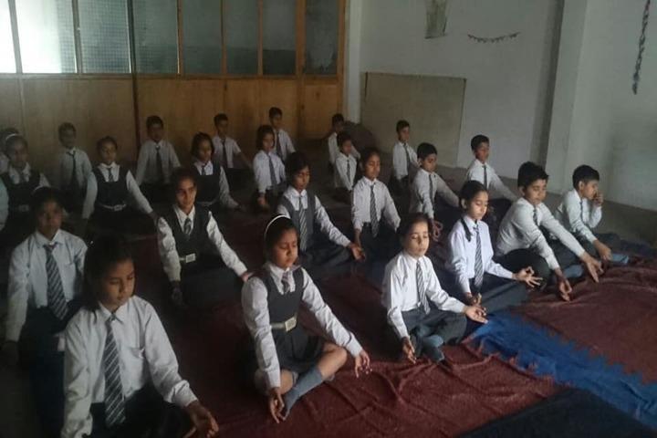 RPS Public School-yoga