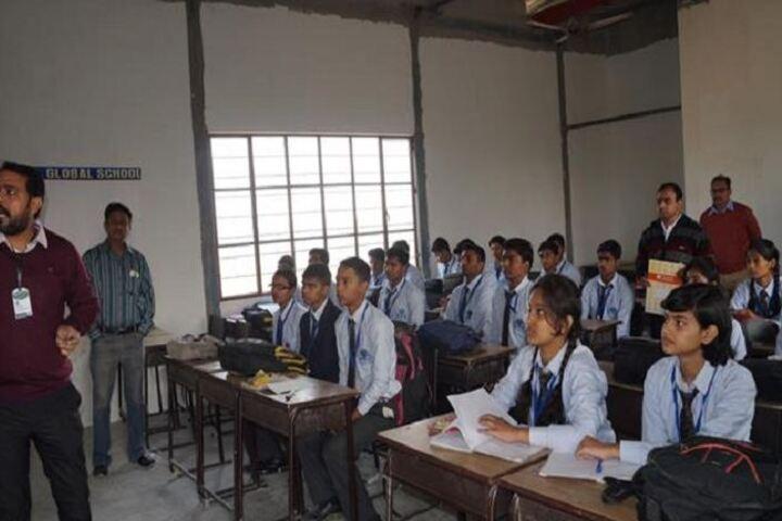 R S Global School-Classroom