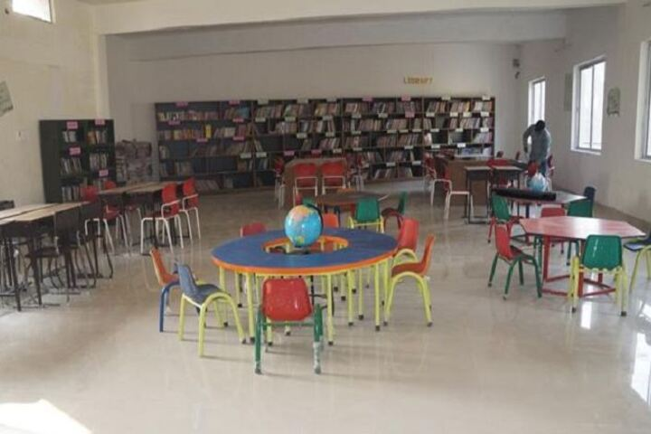 R S Global School-Library