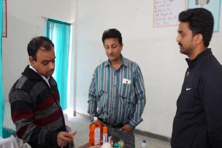 R S Global School-Medical Facility