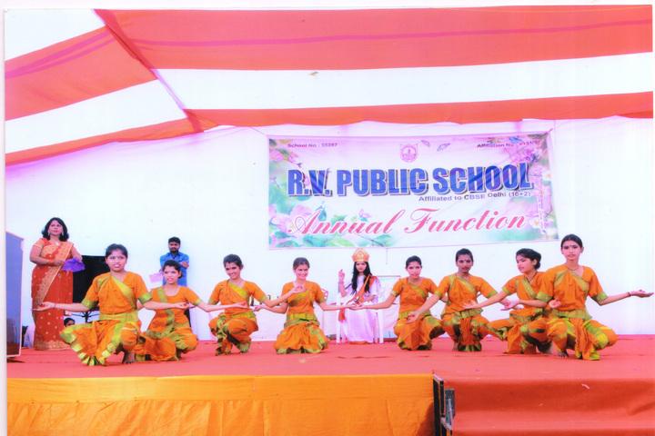R V Public School-Annual Function