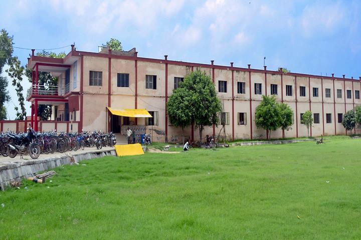 R V Public School-Parking Lot