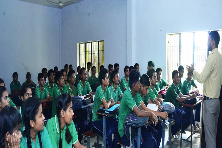 R V Public School-Classroom