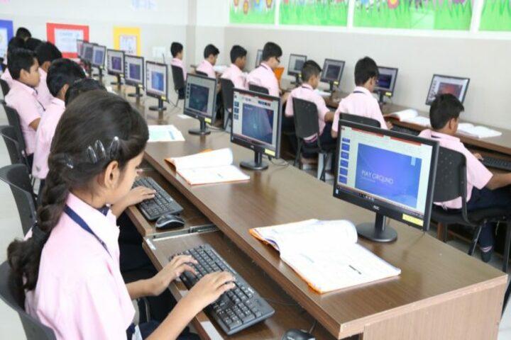 R V Public School-Computer Labs