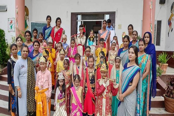 R B Childrens Valley School-Events Celebration