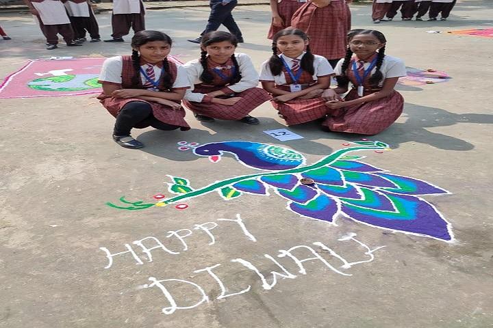 R B Childrens Valley School-Events Diwali