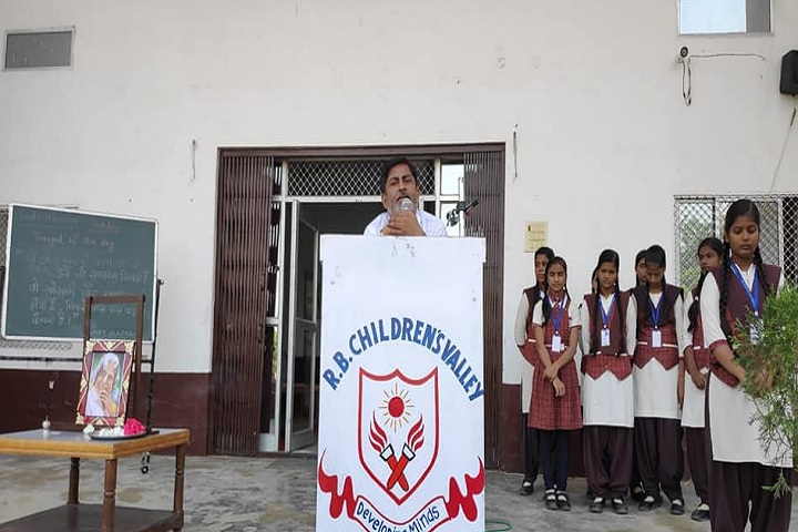 R B Childrens Valley School-Others Programme