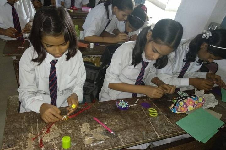 Vivekanand Public School-Activity