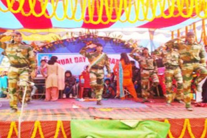 Vivekanand Public School-Annual Function