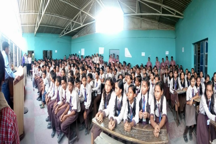 Vivekanand Public School-Auditorium