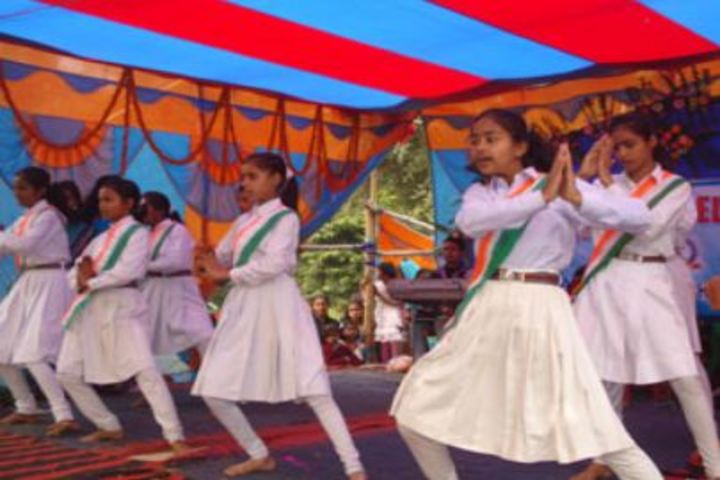 Vivekanand Public School-Independence Day