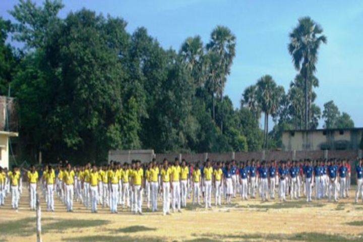 Vivekanand Public School-Prayer View