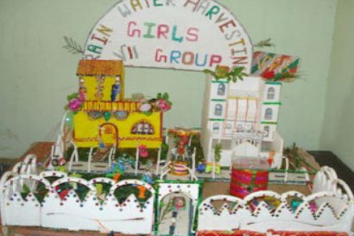 Vivekanand Public School-Science Exhibition