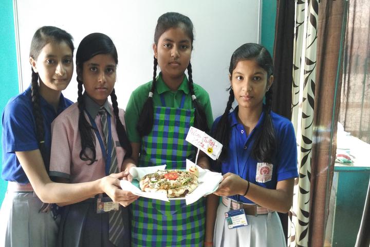 R C Ideal Public School-Cooking Classes