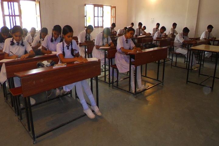 R C Ideal Public School-Classroom