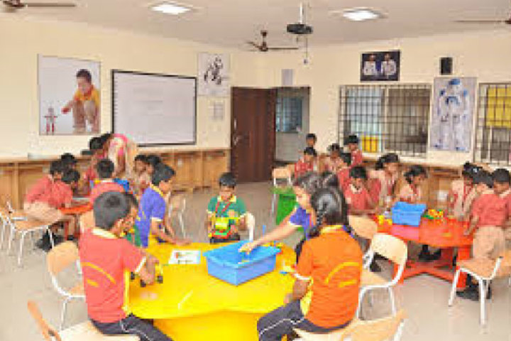R D S Education Institute-Activity Room