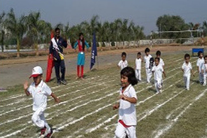 R D S Education Institute-Sports Day