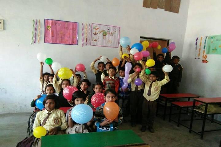 R G Public School-Children Day