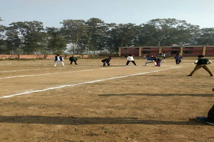 R G Public School-Cricket Pitch
