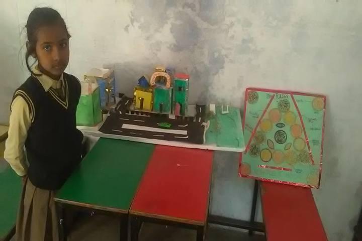 R G Public School-Exhibition