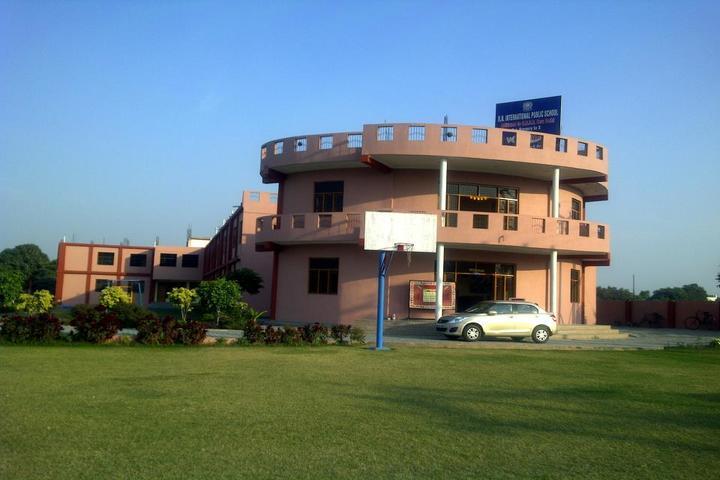 R N International Public School-Campus View