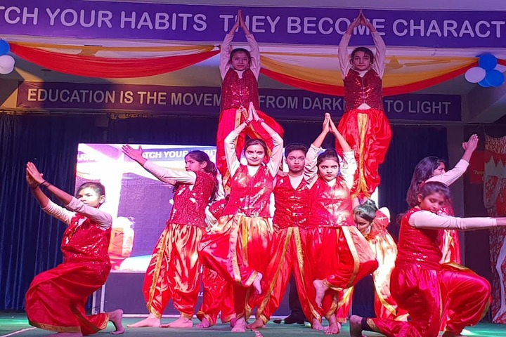 R N International Public School-Culturals
