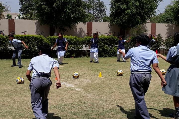 R N International Public School-Play Area