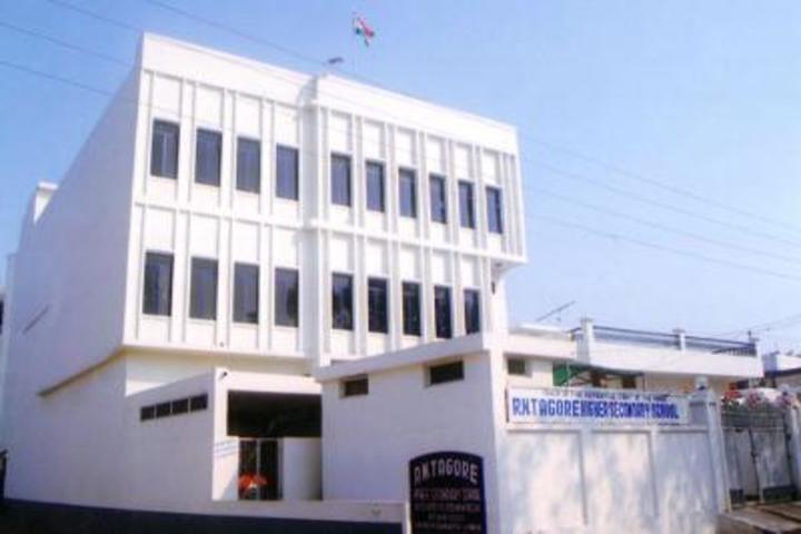 R N Tagore Senior Secondary School-Building