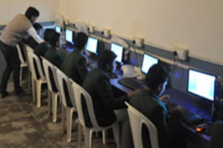 R N Tagore Senior Secondary School-Computer Labs