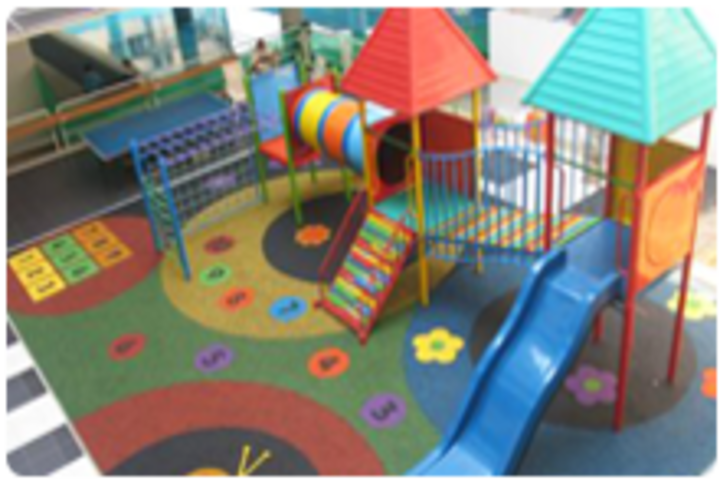 R N Tagore Senior Secondary School-Play Area