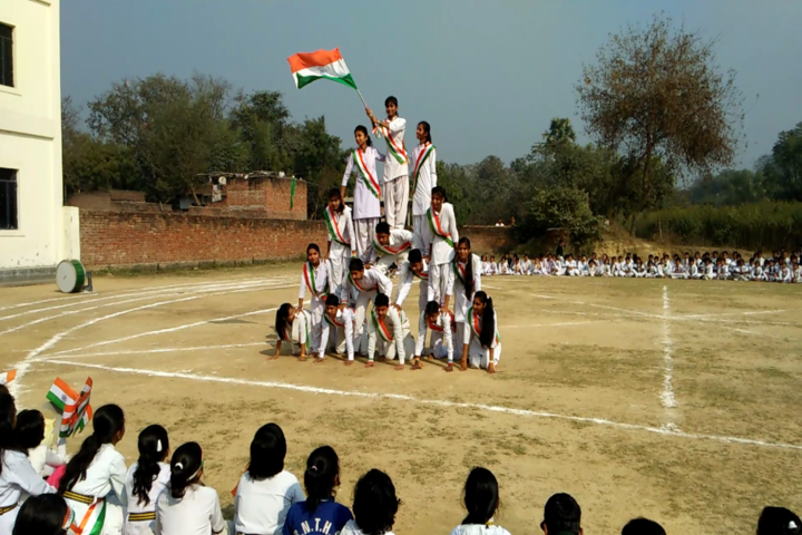 R N Tagore Senior Secondary School-Republic Day