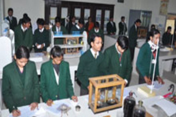 R N Tagore Senior Secondary School-Labs