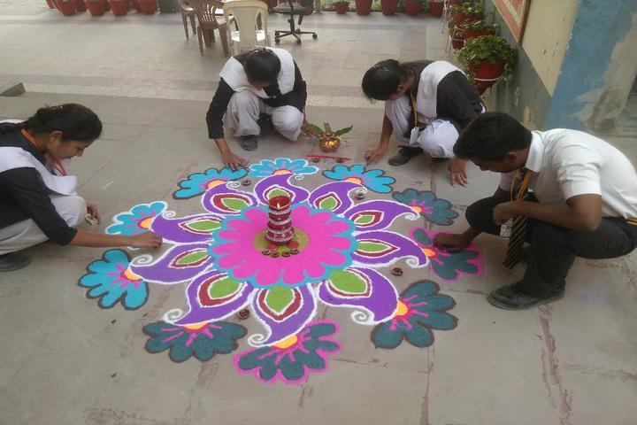 R N Tagore Senior Secondary School-Activity