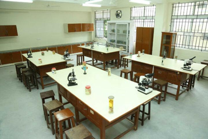 R R K School-Biology Lab